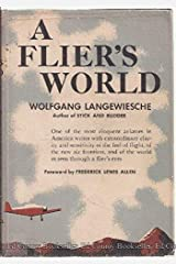 A Flier's World Hardcover