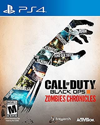 Call of Duty: Black Ops III - Zombies Chronicles Twister Parent
