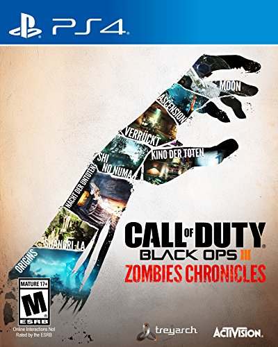 Call of Duty Black Ops III Zombies Chronicles – PS4 [Digital Code]