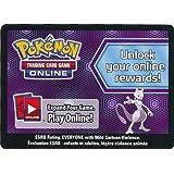 Pokemon - Mewtwo Collection Box Unused Code Card - Pokemon TCGO Code Cards