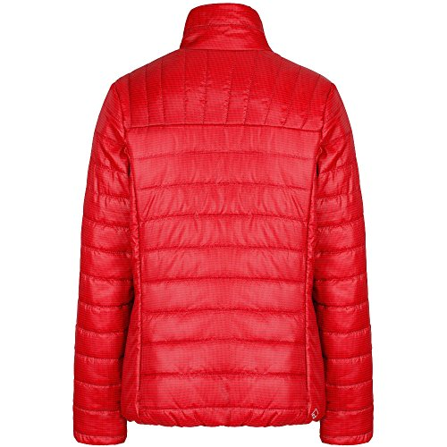 Printed Iii Jacket Icebound Repellent Tibetan Water Regatta Lightweight Insulated Red Women's qwP8xERHU