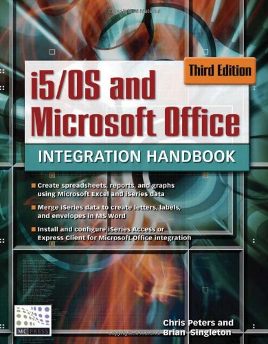 Price comparison product image i5/OS and Microsoft Office Integration Handbook
