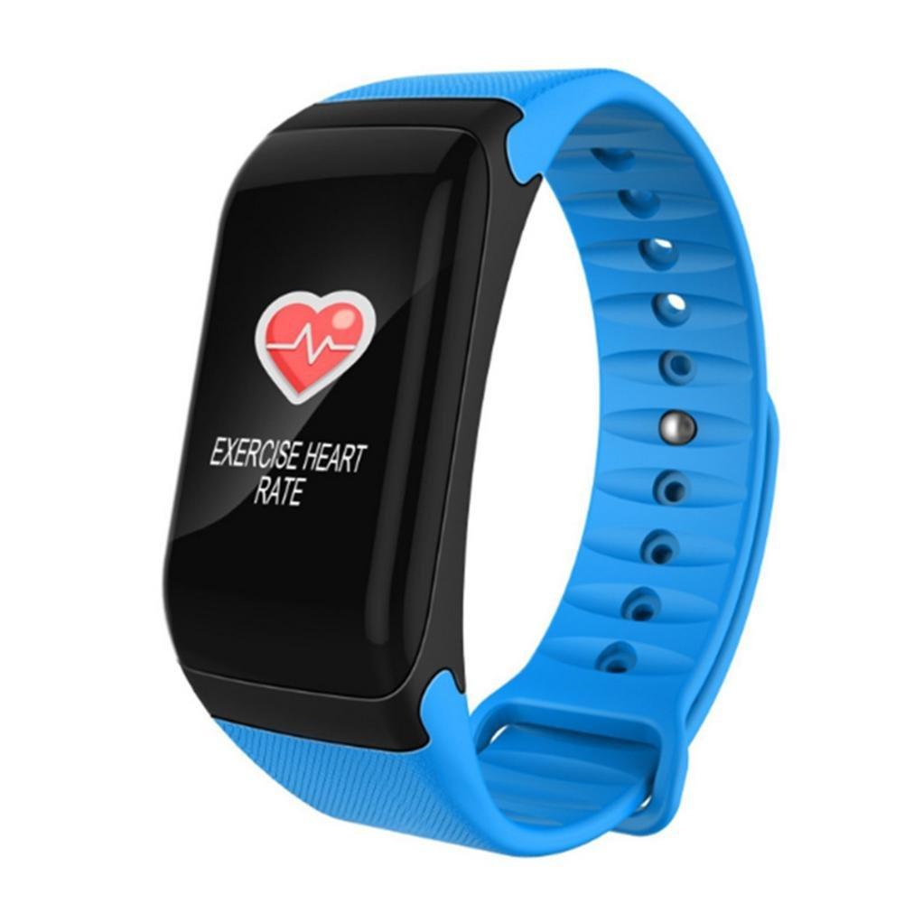 Prom-near Relojes Deportivos Smart Watch IPS Relojes Deportivos Reloj Inteligente Bluetooth 4.0 Sleep Monitoring Podómetro Detección de frecuencia cardíaca ...