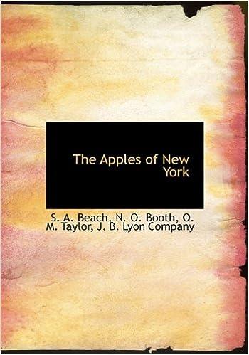 Kostenlose Online-Bücher zum kostenlosen Download im PDF-Format The Apples of New York PDF