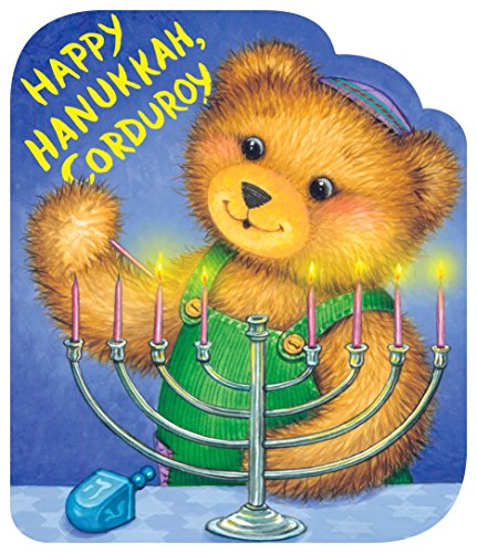 Books : Happy Hanukkah, Corduroy