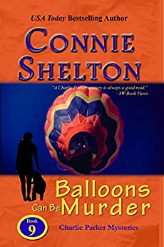 Balloons Can Be Murder Mystery ebook product image