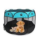 Outdoor Cat Pens Dog Pet Puppy Playpen Tent...