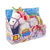 Alex Toys Color de Artesanía y Cuddle Pony Juguete de peluche WLM