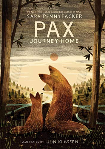 Book Cover: Pax, Journey Home