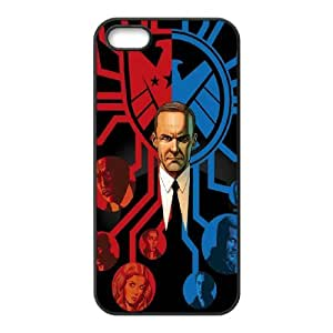 Agents of S.H.I.E.L.D HILDA8013459 Phone Back Case Customized Art Print Design Hard Shell Protection Iphone 5,5S