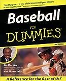 Baseball for Dummies, Joe Morgan and Richard Lally, 0764552341