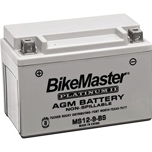 14L A2 Motorcycle Battery - 2