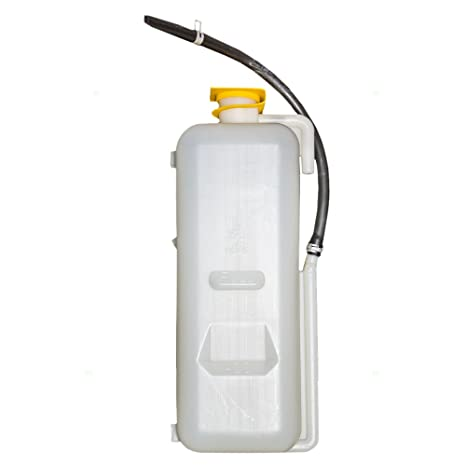 amazon com coolant overflow recovery tank bottle expansionamazon com coolant overflow recovery tank bottle expansion reservoir w cap \u0026 hose replacement for 97 06 jeep wrangler 52028065ae automotive