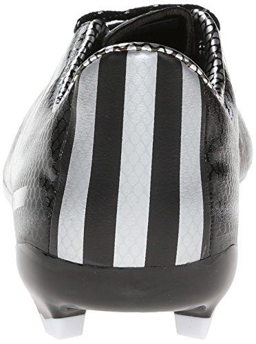 Tacchetta Da Calcio Adidas Performance Mens F10 Tinta Unita Nera / Metallizzata / Argento / Metallizzata / Argento