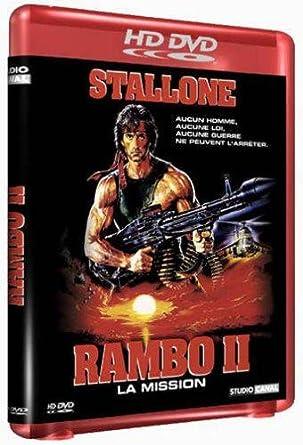 Amazon com: Rambo 2 [HD DVD]: Movies & TV
