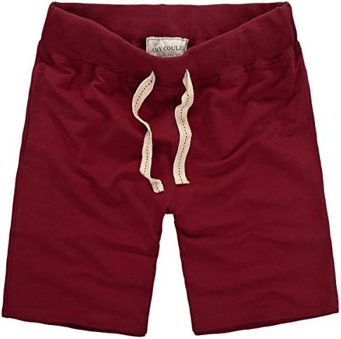 Amy Coulee pantalones cortos de algodón Casual con bolsillos