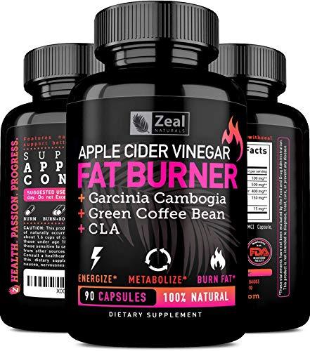 Apple Cider Vinegar Weight Loss Pills For Women Garcinia Cambogia Apple Cider Vinegar Pills For Weight Loss W Cla Green Coffee Bean Green Tea