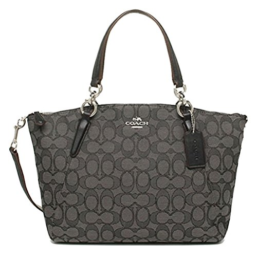 Coach OTL Signature J Small Kelsey (Grey)