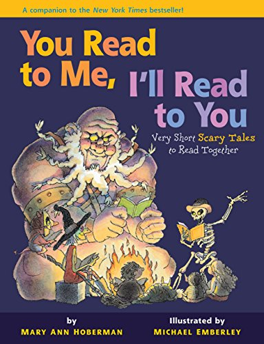 You Read to Me, I'll Read to You: Very Short Scary Tales to Read Together ()