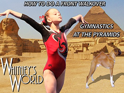 How To Do a Front Walkover - Gymnastics at the Pyramids