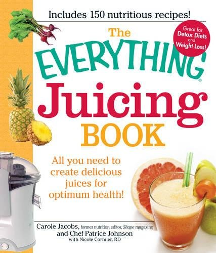 fruits and vegetables juicing book