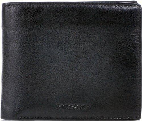 68185b34d Samsonite,cartera billetera tarjetero success 93432, billeteras para hombre  de cuero negro 12 x