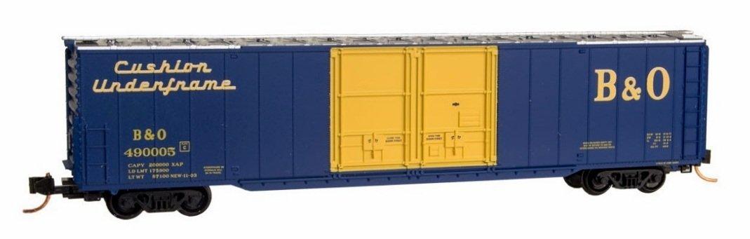 【完売】  Micro Trains Ohio N Scale 18m Box Car, Micro Baltimore and 18m Ohio - 12200080 B00ZJA3ACQ, 【5%OFF】:a45cd974 --- a0267596.xsph.ru