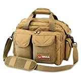 maxpedition compact range bag - Orca Tactical Gun Pistol and Ammo Shooting Range Duffle Bag (Coyote Brown)