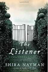 a novel:The Listener byNayman(hardcover)(2009) Hardcover