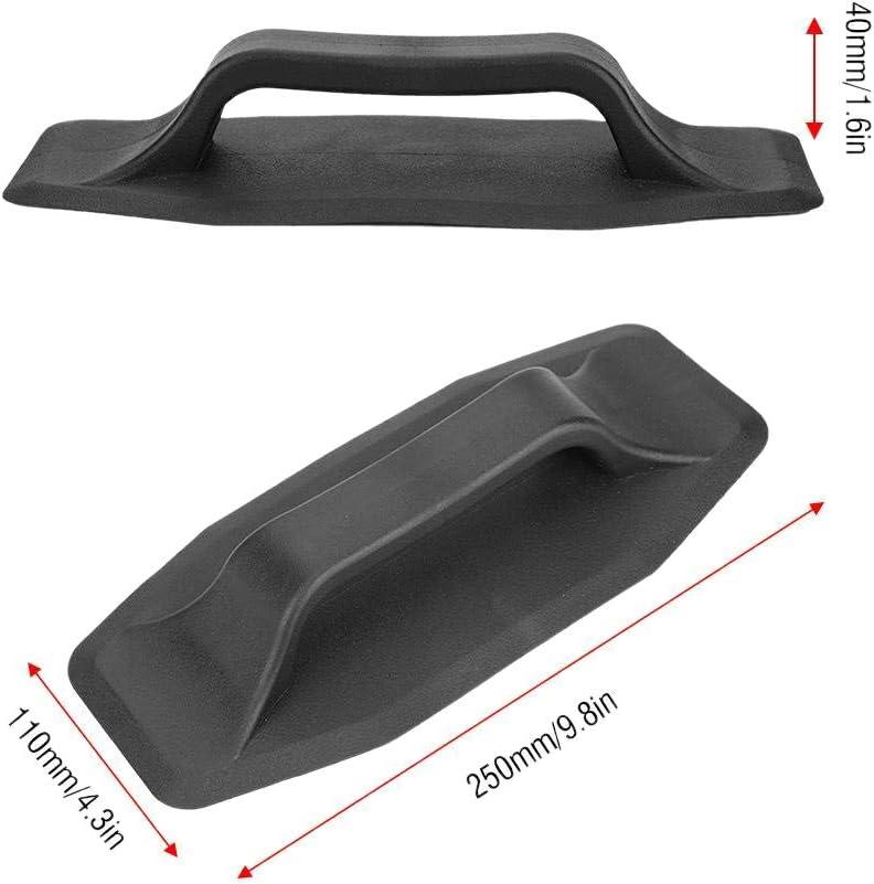 TOOGOO Kayak Main Courante de Cano? de Rail de Poign/ée de Poign/ée pour Les Accessoires de Kayak de Canot Pneumatique en Caoutchouc pour Canot Pneumatique