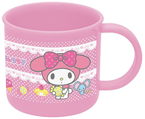 Sanrio My Melody Design Kids Plastic Cup Dishwasher Safe