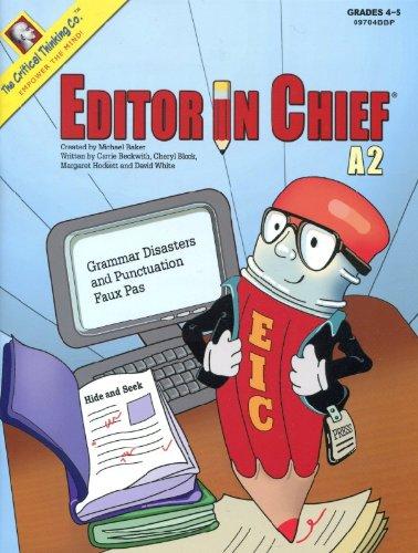 Editor in Chief A2 pdf epub