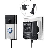 Rashion Voedingsadapter met 5 m kabel, SmartHome-accessoire, compatibel met de Door Bell Video 2 Pro-deurbel