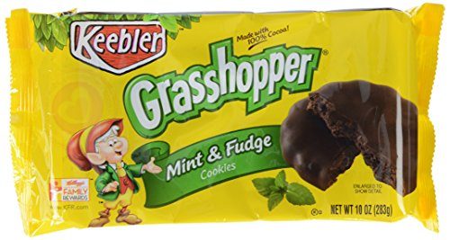 Keebler Cookies - Grasshopper Fudge Mint - 10 oz