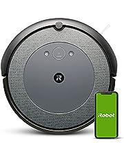 Robot odkurzający z łącznością Wi-Fi iRobot Roomba i3152 - 2 gumowe szczotki glówne do wszystkich powierzchni – Idealny dla właścicieli zwierząt domowych – Personalizowane sugestie sprzątania