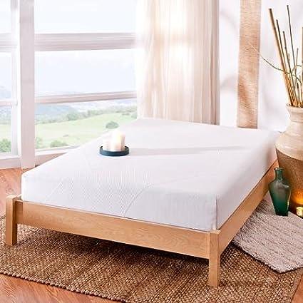 spa sensations 8 theratouch memory foam mattress Amazon.com: Spa Sensations 8