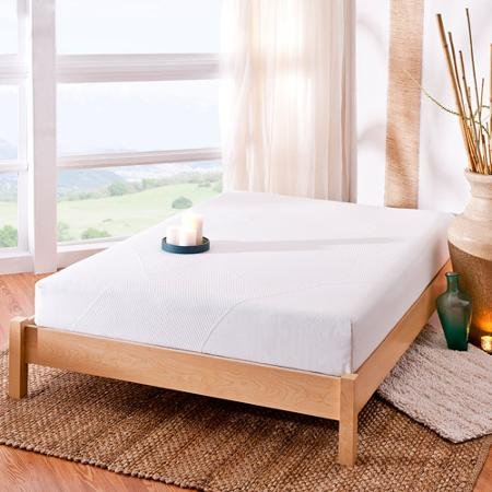 Spa Sensations 8'' Memory Foam Mattress, (Twin) by Spa Sensations