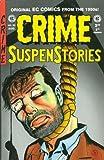 img - for CRIME SUSPENSTORIES #20 EC comic reprint book / textbook / text book