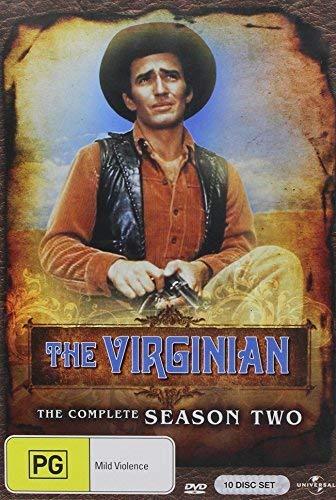 The Virginian: Season 2 (Virginian Season 2)