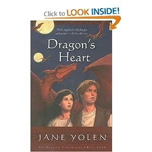 Dragon's Heart: The Pit Dragon Chronicles, Volume Four Jane Yolen and Jonathon Schmidt