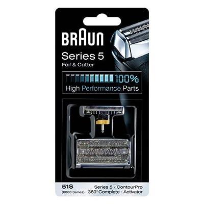 Braun 51S Series Electric