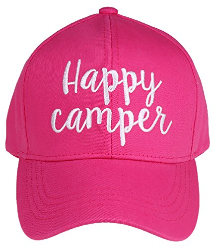 4b83c9693 Funky Junque Women's Baseball Bold Cursive Embroidered Sayings Adjustable  Hat