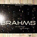 Brahms: Sonatas for Cello and Piano - Starker, Bogin, SPL 593