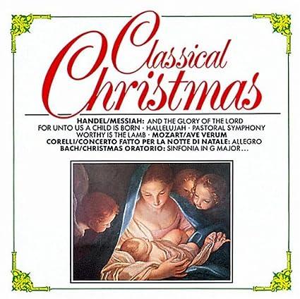 P.J. Vejvanovsky, Handel, J.S. Bach, A Correli, W.A. Mozart ...