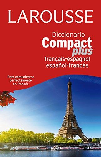 Descargar Libro Diccionario Compact Plus. Español-francés. Francés-español Larousse Editorial