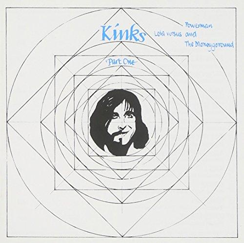 CD : The Kinks - Lola Vs Powerman & Money-Go-Round (CD)