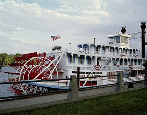 La Crosse, WI Photo - The Julia Belle Swain steamboat, used for sale  Delivered anywhere in USA