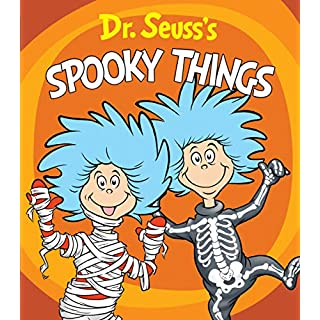 Dr. Seuss's Spooky Things (Dr. Seuss's Things Board Books)