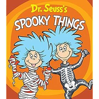 Dr. Seuss's Spooky Things (Dr. Seuss's Things Board Books)