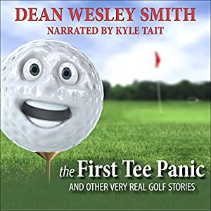 The First Tee Panic Audiobook